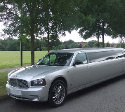 Dodge Charger Limo in Wells next the Sea
