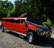 Hummer Limos in Bridge of Allan