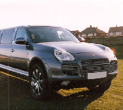 Porsche Cayenne Limos in Edinburgh Airport