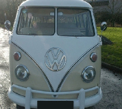 VW Campervan Hire in Aberdeen Airport